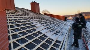 Före: takbyte 2017    Skolgatan Vännäs