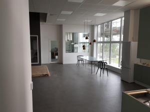 Fd. Strandbolaget ombyggnad till kontor färdigt.