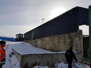 Före: tillbyggnad kallförråd, Dovamyra