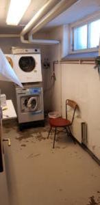 Före: Tvättstuga Vännäs