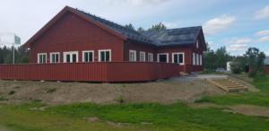 Efter: altan Sörfors golfklubb